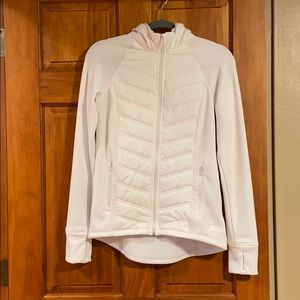 Fila Sport Athletic Hooded Jacket